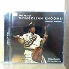 The Art of the Mongolian Khöömii (Throat Singing) (CD, 2015) 3530