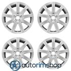 Audi A6 A4 A8 A6 A6 Quattro 2002 2005 18 OEM Wheels Rims Full Set Silver