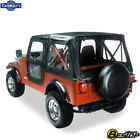 1976 1983 Jeep CJ5 Replace A Top Fabric only Soft Top