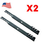 Set of 4 STAR HOLE CRAFTSMAN LAWN MOWER GATOR BLADES 134149 138971 42