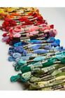 DMC Floss Pick your color! 500 - 699  FREE Shipping on 2+