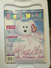Mary Beth's Beanie World Monthly ~ Halo ~ Jan 1999 ~ Vol 2 ~ No 4