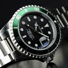 Steinhart OCEAN 1 One 42mm Green Swiss Automatic Diver Watch 103-0919 ETA 2824-2