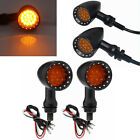 4x For Suzuki Boulevard C50 M50 C90 Motorcycle LED Turn Signals Light Blinkers