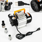 110V 550W 16GPM Commercial Electric Oil Pump Self Priming Transfer Fuel Diesel