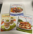 Weight Watchers Annual Recipes for Success Lot Of 3 Books 2011 2012 2013