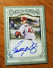 2013 Topps Gypsy Queen Baseball Cards 50