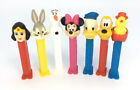 Pez Lot Of 7 Disney And More Minnie Mouse Donald Duck Wonder Women Bugs Bunny E2