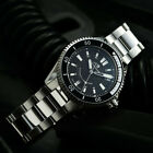 Steinhart Ocean Two 2 Black 103-0533 Aluminum Bezel Automatic Swiss Diver Watch