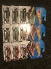 HOT WHEELS 67 Camaro Fifty Years Red Zamac Exclusive Lot of 9 Same Day FS