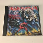 Iron Maiden - The Number Of The Beast CD (Capitol CDP 546364) Columbia House