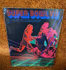 Ultimate Guide to Collecting Super Bowl Programs 97