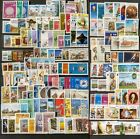 Worldwide Dealer Stamp Collection MNH 150 Different Stamps in Full Sets