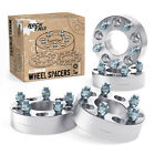 4pc 15  5x55 to 5x55 Wheel Spacers Adapters  12x125 Studs  Geo