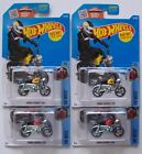Hot Wheels 2016 #135 Honda Monkey Z50 Motorcycle Choice Lot | 2 Cars per Lot