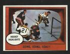 1961-62 Topps Hockey Cards 13