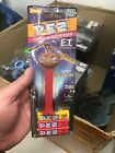 E.T. EXTRA TERRESTRAIL PEZ RED DISPENSER WITH CANDY TOYS R US Brand NEW