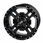 4/110 Tusk Beartooth Wheel - Fits: Kawasaki BRUTE FORCE 650 4x4i 2011-13