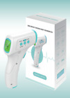 Digital Thermometer Gun Infrared Non-contact Forehead Temperature Adults - Kids