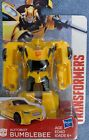TRANSFORMERS AUTOBOT BUMBLE BEE SCOUT 3 Step Quick Change 4 Inch Tall Ships Free