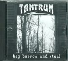 TANTRUM (BEG, BORROW AND STEAL) 1998 Indie Hard Rock CD - 11 Trax