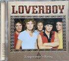 Loverboy - Temperature's Rising CD Very Good Condition Includes