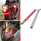 Motorcycle LED Strip Tail Brake Stop Turn Signal Running Lights for Cafe Racer