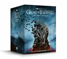 Game of Thrones Complete Series DVD Box Set seasons 1-8 38-discs