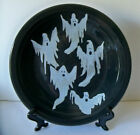 FIESTA Halloween CHOOSE Luncheon Plate ~ Cat Witch Pumpkin Skull Owl ~ NEW w/Tag