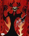 GREG BALDWIN Signed Samurai Jack AKU 8x10 Photo In Person Autograph JSA COA Cert