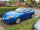 LARGER PHOTOS: Hyundai coupe Siii automatic bright blue