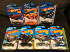 Hot Wheels Fast and Furious Dodge Charger Mercedes AMG Ford Escort Lot Of 7