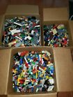 Lego 1 to 50 Pound LB LBS Parts Pieces HUGE BULK LOT Washed  Sanitized city
