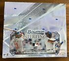 2019 Bowman Sterling Factory Sealed Hobby Box (5 Autos)