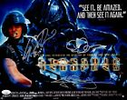 Casper Van Dien STARSHIP TROOPERS Cast X3 Signed 11x14 Photo Autograph JSA COA