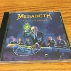 Megadeth- Rust in Peace CD Capitol Records Pressing