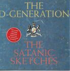 THE D-GENERATION - The Satanic Sketches (CD) Australian Comedy 1989