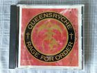 QUEENSRYCHE RAGE FOR ORDER CD (1986) EMI CDP746330-2 Original Cover Artwork