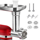 Metal Meat Grinder Attachment For KitchenAid Stand Mixers Sturdy Mixer SM 50R