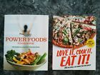 Weight Watchers book POWER FOODS COOKBOOK Points Plus plan food guide recipes +