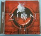 Zion featuring Freddy Curci  (2006 Frontiers Records(Italy) Melodic Rock--Rare.