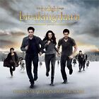 Twilight Saga - Breaking Dawn Part 2,  The Score by Carter Burwell, CD Brand New