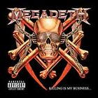 MEGADETH Killing Is My Business...And Business Is Good! CD Heavy Metal Music
