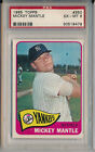 Comprehensive Guide to 1960s Mickey Mantle Cards 136