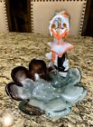 Handblown Murano Glass Clown Candy Dish Ashtray Art 9 Halloween