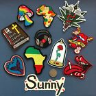 New Embroidered Iron On Sew On PATCH Lot Craft DIY Badge Bag Fabric 34 Combo