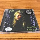 Mark Free- Long Way From Love 2 CD Set with The Gods 93-Live Frontiers Records