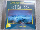 STRAUSS - THE GREAT COMPOSERS - CD - ALBUM - DISC TWO