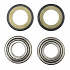 Tusk Steering Stem Bearing Kit - Fits: Buell XB9S Lightning 2003-2006