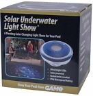 Solar Underwater Light Show for Swimming Pool and Spa No Ship to CA